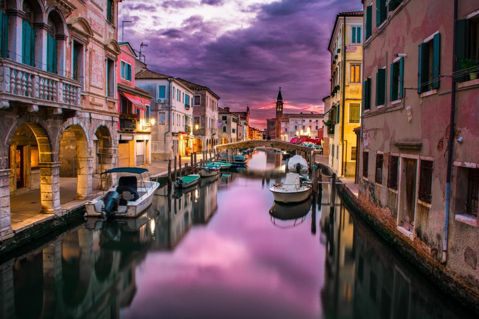 Venedig Canal ©pixabay.com